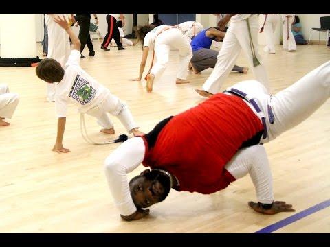 Capoeira Brasil Abu Dhabi 2015