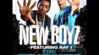 NEWBOYZ ft. ray-j Tie Me Down (clean)
