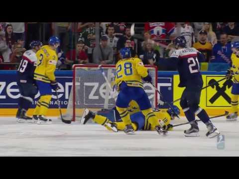чм по хоккею 2017 Швеция Словакия