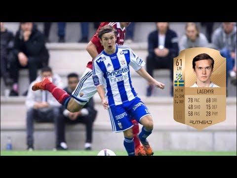 САМЫЙ СЛАБЫЙ ИГРОК FIFA 18