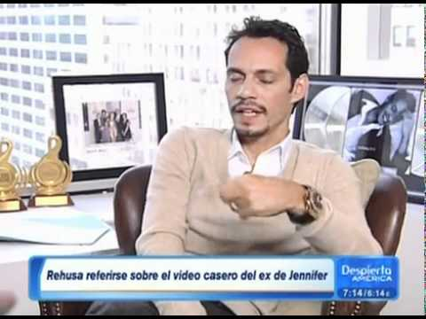 Marc Anthony termina entrevista enojado. Music Videos