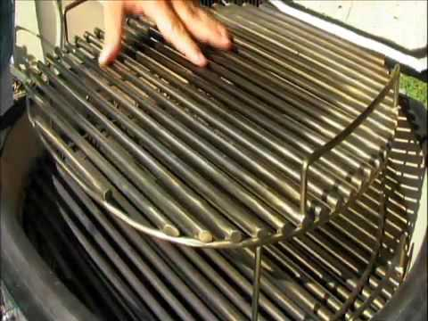 Komodo Kamado Grill BEST IN THE WORLD Part 1 of 3