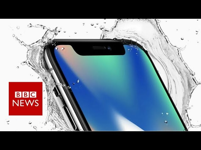 Apple's iPhone X launch and other reveals in two minutes - BBC News