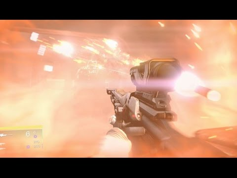 Weekly Nightfall Strike Meridian Bay, Mars Boss Strategy Gameplay Walkthrough video