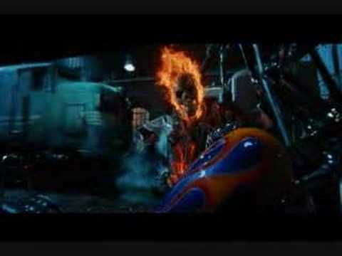 Ghost Rider - Ghost Riders In The Sky ( Spiderbait )
