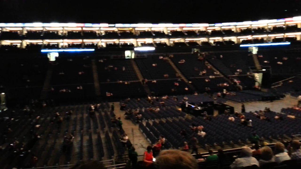 Block 101 o2 Arena London Block 101 Row