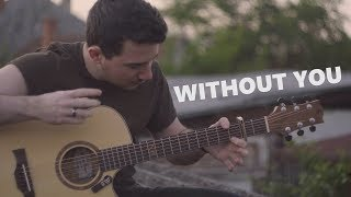 Download Lagu Avicii - Without You - Fingerstyle Guitar Cover Gratis STAFABAND