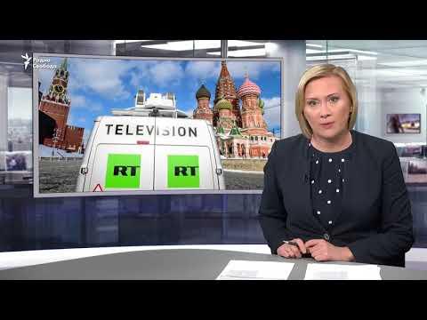 Великобритания начала три новых расследования против российского телеканала RT