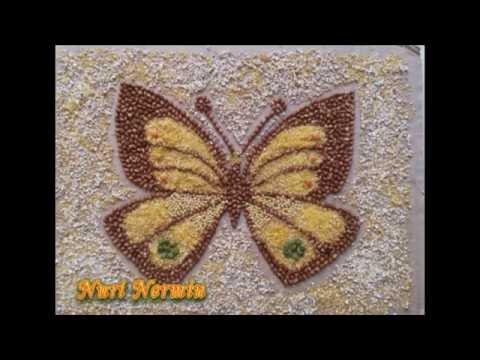 Бабочки из разных материалов своими руками 41
