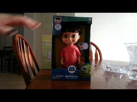 Boo Doll Monsters Inc uk Monsters Inc Boo Doll Peek a