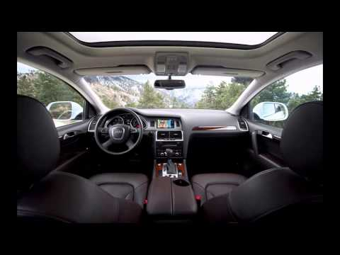 2014 audi q5 interior - YouTube