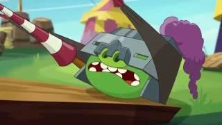 Злые птички Angry Birds Toons 2 сезон 16 серия Сэр Бомб Свинолота все серии подряд