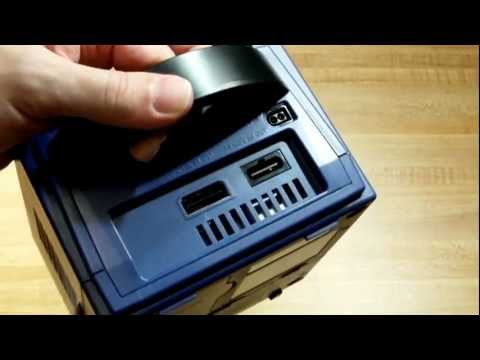 Everything you already knew about the Nintendo GameCube and less!