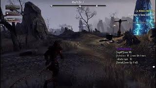 Elder Scrolls Online - Craglorn Spellscar
