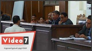 بالفيديو.. القاضى تعليقا على شاهد قضية محسن راضى: أنت مشوفتش حاجة