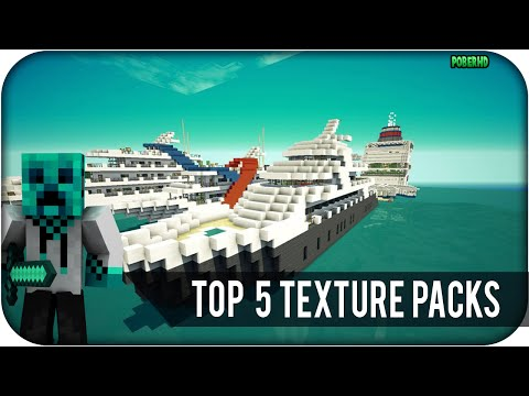 Top 5 Packs de texturas   Minecraft 1.7.2 + Descarga