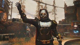Премьера игрового процесса Destiny - Кланы и игры с проводником [RU]