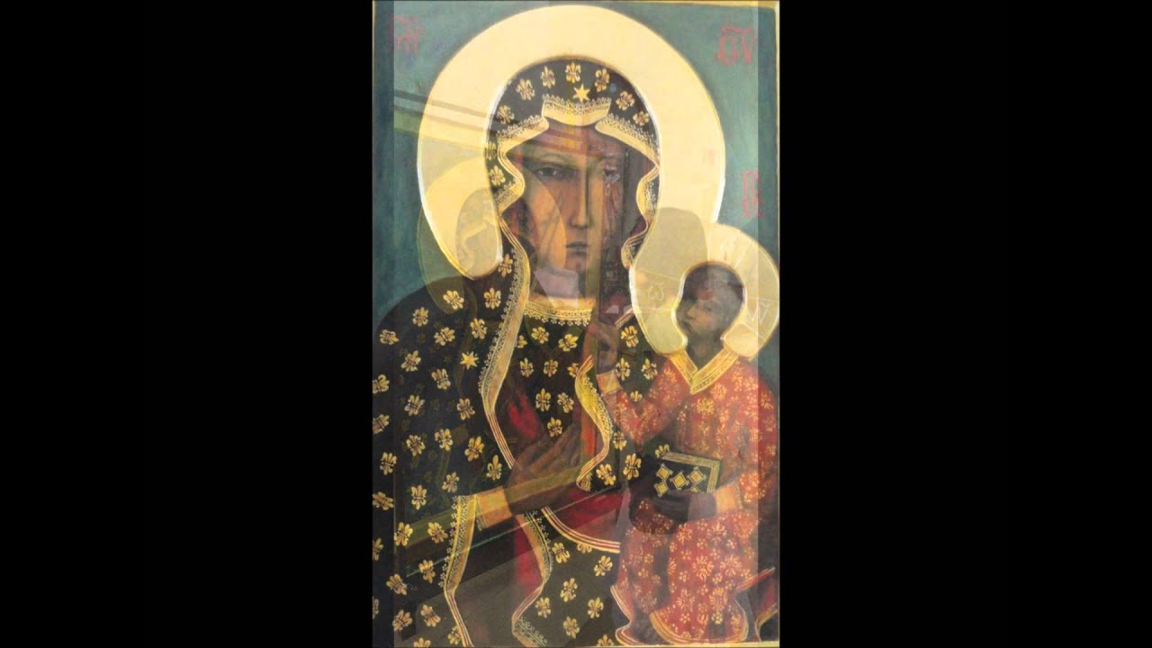 Virtual Pilgrimage Our Lady Of Czestochowa The Black