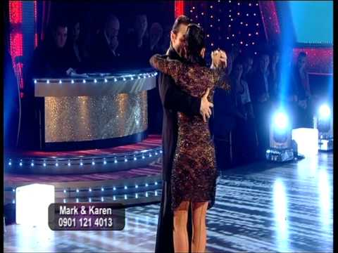 Karen Hardy and Mark Ramprakash Argentine Tango SCD Series 4 Semi Final Learn to dance with Karen and her teachers at http://www.karenhardystudios.com Karen'...