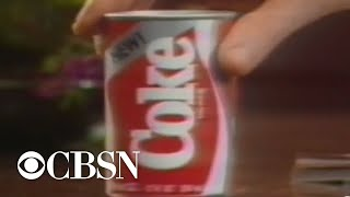 "How ""CBS Evening News"" covered New Coke's release in 1985"