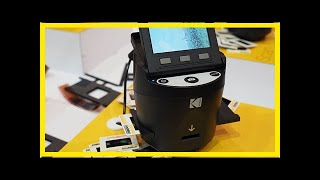 Kodak launches compact budget film scanner