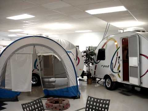 RV Overstock.com Presents 2009 R-Pod (Mod. RP172 & RP173) by Forest River