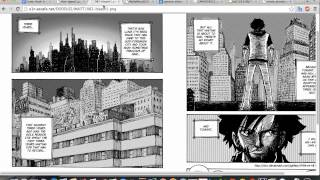 Creating a Comic Book Digitally: Part 1 - Script & Layout