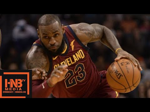 Cleveland Cavaliers vs Detroit Pistons Full Game Highlights / Week 6 / 2017 NBA Season