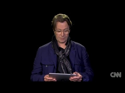 Gary Oldman answers fans questions on Harry Potter, David Bowie (2011)