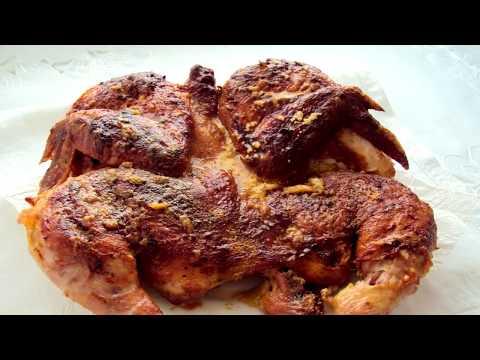 Как приготовить курицу на мангале | How To Cook Chicken On The Grill