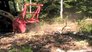 Fecon Tree Shredder