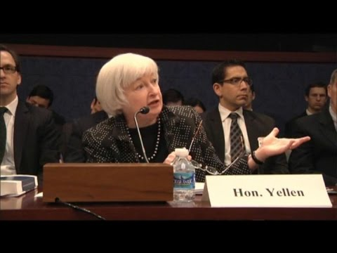 Yellen Says Inflation to Move Lower Before It Rises