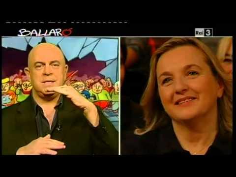 """Ballarò – MAURIZIO CROZZA del 06/11/12 – """"Il licenziamento è una pausa caffè un po' più lunga delle altre"""""""