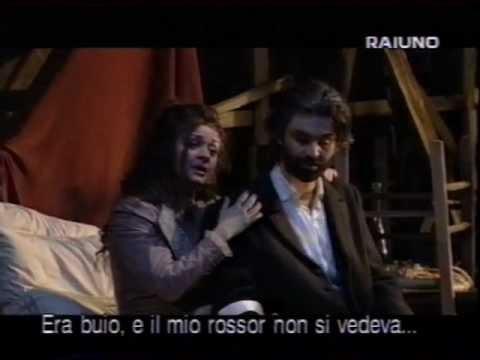 Andrea Bocelli at the Opera