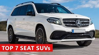7 Amazing 7-Seater SUVs and 3-Row Cars Coming In 2018