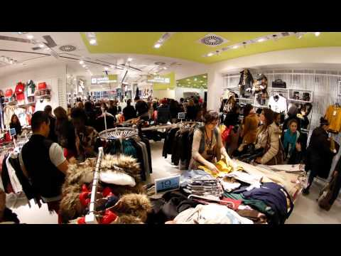 Bershka Opening Cologne (Germany)