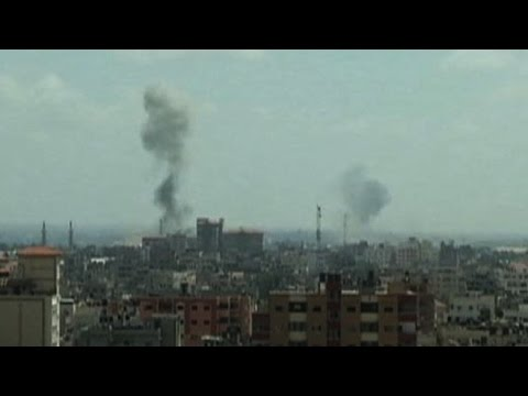 Cease-Fire Ends Between Israel and Hamas