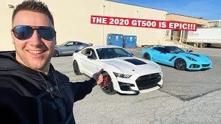 The 2020 GT500 I Ordered But Never Took Delivery Of!!! SHOULD I BUY IT?!? *IT'S INCREDIBLE*
