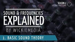 Frequencies & sound explained #1 - Basic sound theory