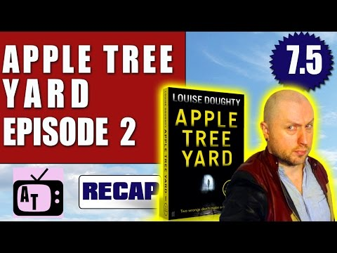 Apple Tree Yard BBC Episode 2 Review 7.5/10   Aerial Telly #108