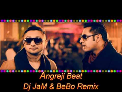 Angreji Beat - Dj Jam & Bebo Remix (tagged) video