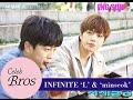 "download lagu      INFINITE L & Minseok, Celeb Bros S6 EP1 ""Descedents of The Sun""    gratis"