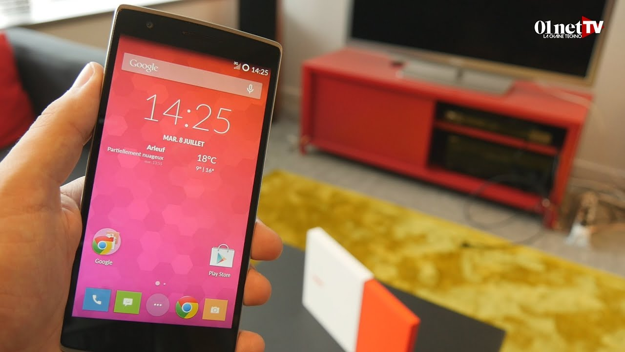 Test du oneplus one le smartphone le plus puissant du march youtube - Refrigerateur le plus silencieux du marche ...