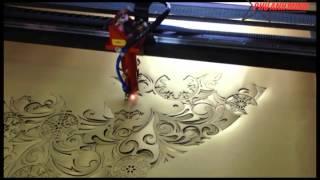 [Phú Anh Minh laser] Cắt giấy cực tinh xảo với máy cắt laser từ Phú Anh Minh