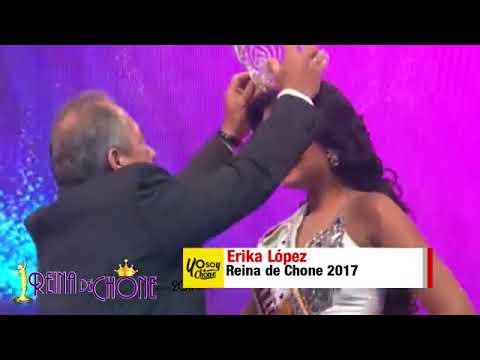 Génesis Vera y María José Velásquez, representan la belleza de Chone 2018