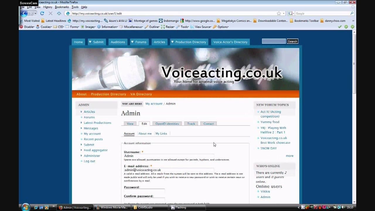 Looking for amateur voice actors