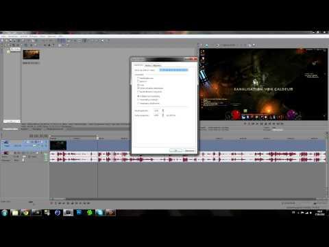 Sony Vegas Tutorial - Fehler beim importieren von Videos! (Codec Packs avi mp4 usw.)