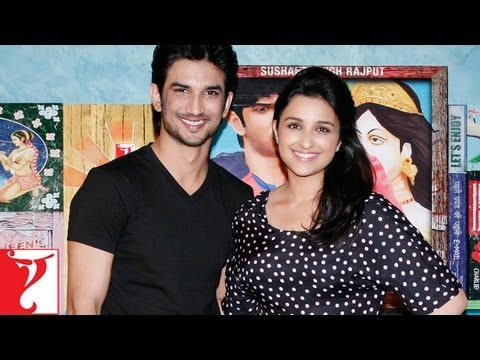Meet-n-Greet With Sushant Singh Rajput & Parineeti Chopra - Shuddh Desi Romance
