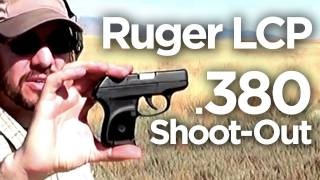 .380 Shoot Out_ Ruger LCP