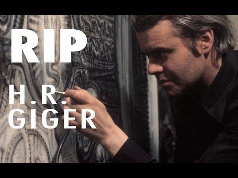 H.R. Giger (1940-2014)
